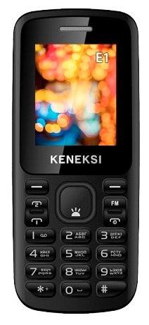 KENEKSI Телефон KENEKSI E1