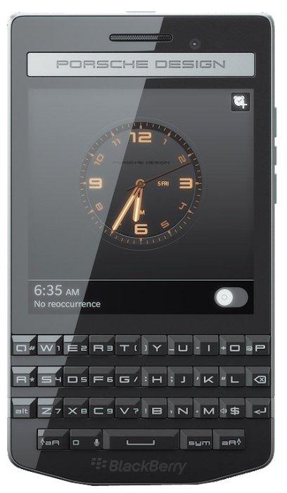 BlackBerry PORSCHE DESIGN P'9983 LTE 4G Graphite графит