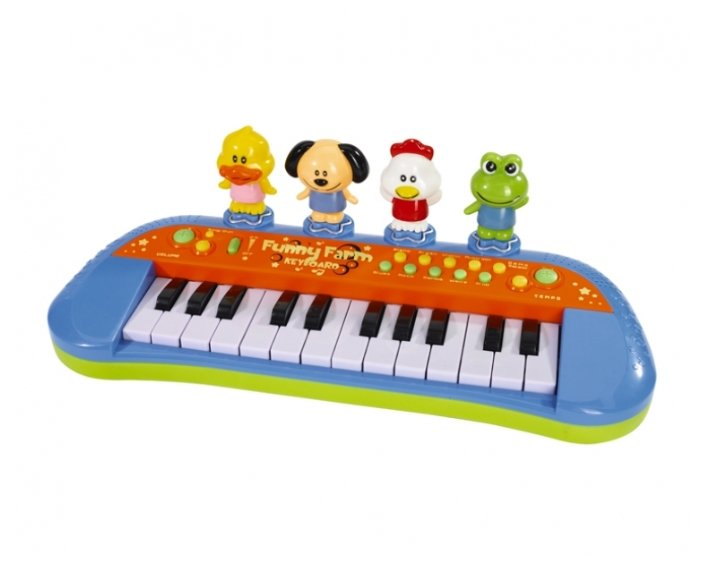 Simba пианино Веселая ферма 4012799