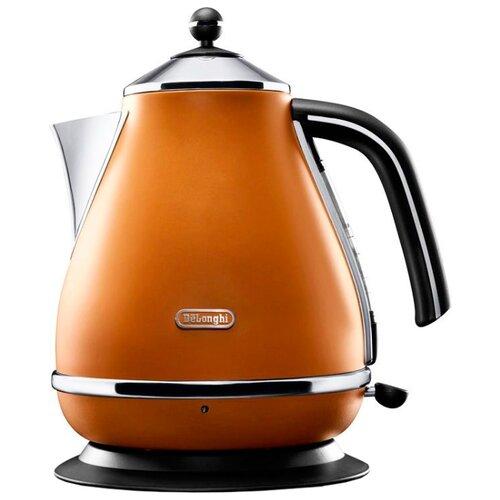 Чайник De'Longhi KBOV 2001, коричневый