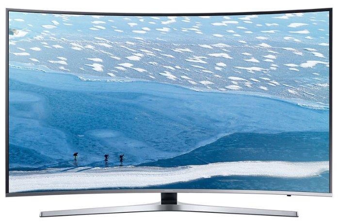 Телевизор Samsung UE49KU6670 49 дюймов Smart TV UHD изогнутый