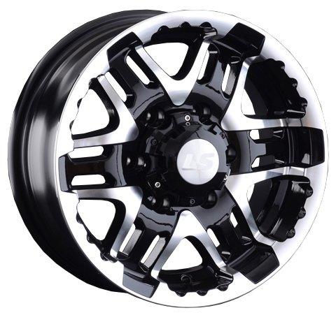 Колесный диск LS Wheels LS894 6.5x15/6x139.7 D106.1 ET0 BKF