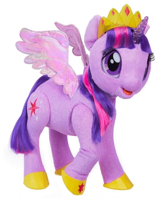 Интерактивная игрушка робот Hasbro My Little Pony Сумеречная Искорка