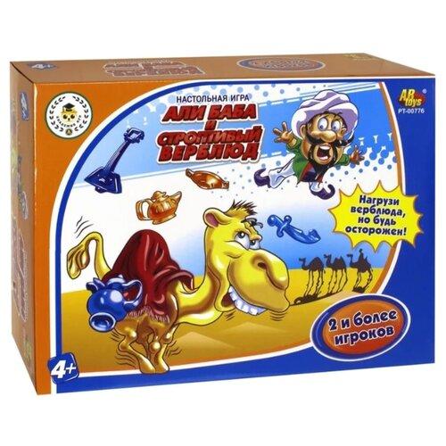 Купить Настольная игра ABtoys Али-Баба и строптивый верблюд PT-00776, Настольные игры