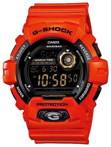 многих часы g shock protection wr20bar раз