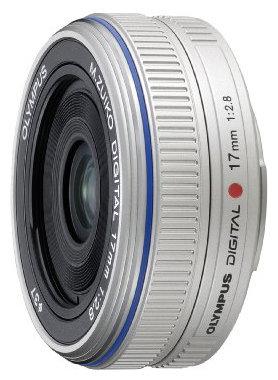 Объектив Olympus 17mm f/2.8