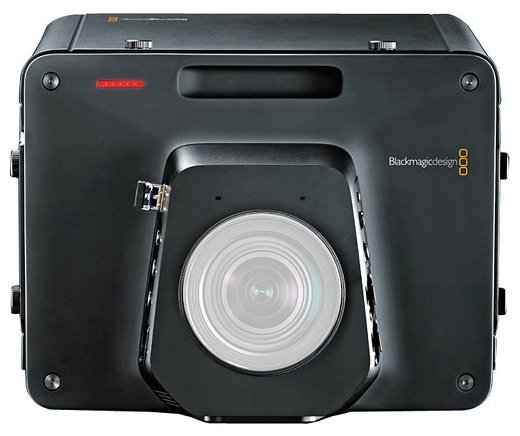Blackmagic Design Видеокамера Blackmagic Design Studio Camera 4K
