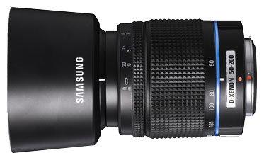 Объектив Samsung D-XENON 50-200mm f/4-5.6
