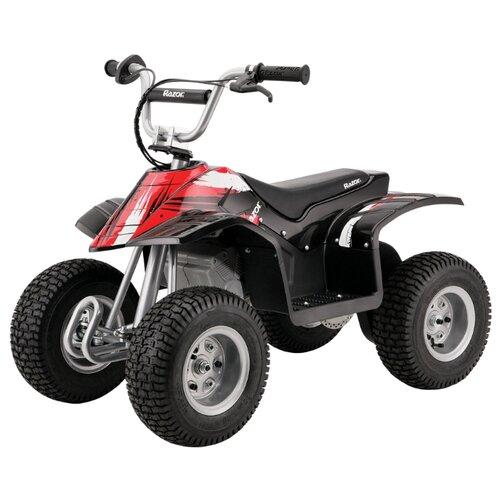 Razor Квадроцикл Dirt Quad черный