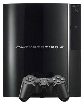 Игровая приставка Sony PlayStation 3 60 ГБ