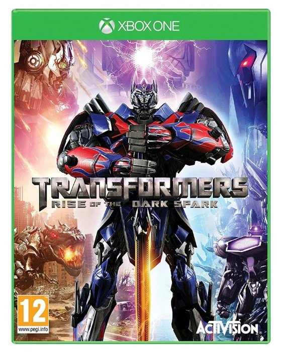 Activision Transformers: Rise of the Dark Spark