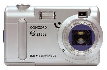 Фотоаппарат Concord Eye-Q 2133z