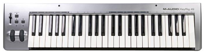 MIDI-клавиатура M-Audio KeyRig 49