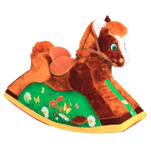Купить Качалка PAREMO Лошадка (PCR816) коричневый, Каталки и качалки