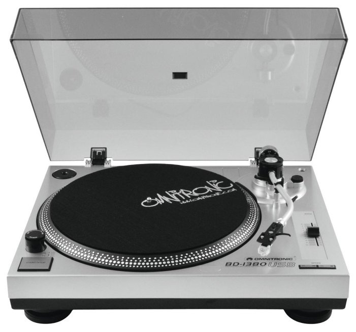 Omnitronic BD-1380 / 1390