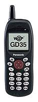 Телефон Panasonic GD35