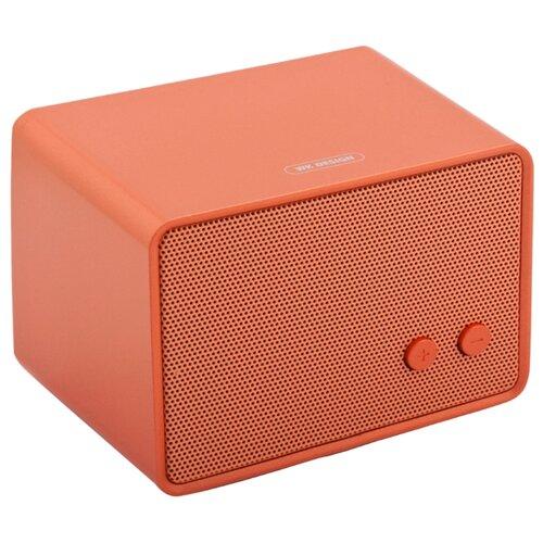 Портативная акустика WK SP350 оранжевый