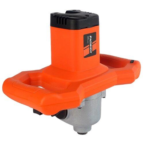 Строительный миксер PATRIOT DM 100 1050 Вт drill mixer patriot dm 100 power 1050 w 2 speed metal gear without attachments mixer