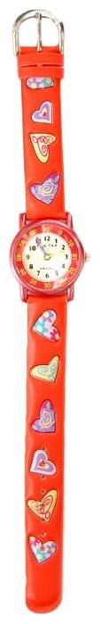Наручные часы Тик-Так H101К-3 Красные сердца