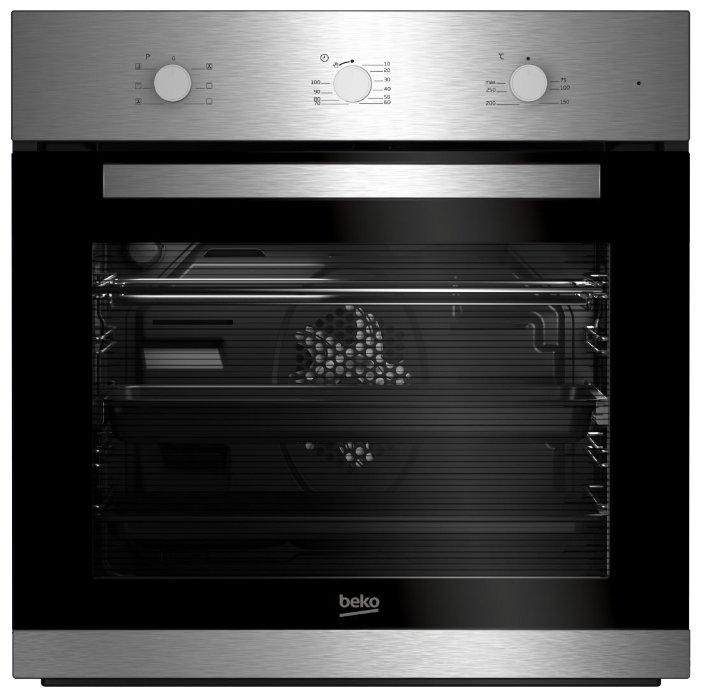 Электрический шкаф Beko BIE22100XC серебристый