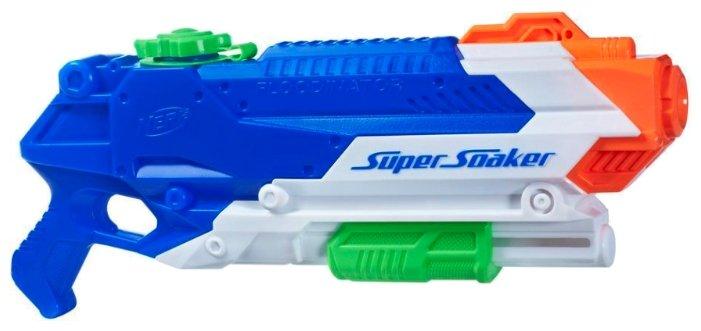 Бластер Nerf Супер Сокер Флудинатор (B8248)