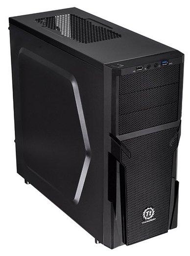 Компьютерный корпус Thermaltake Versa H21 CA-1B2-00M1NN-00 Black