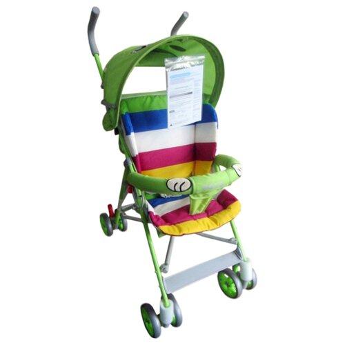Прогулочная коляска Alis Polo салатовый прогулочная коляска baby care polo light terrakote