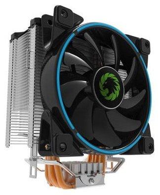 Кулер для процессора GameMax GAMMA 500 Blue — купить по выгодной цене на Яндекс.Маркете