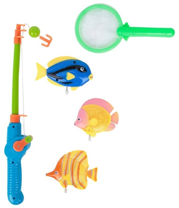 Готовые наборы для рыбалки