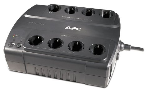 Резервный ИБП APC by Schneider Electric Back-UPS BE550G-RS