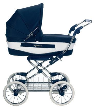 Коляска для новорожденных Inglesina Vittoria auto