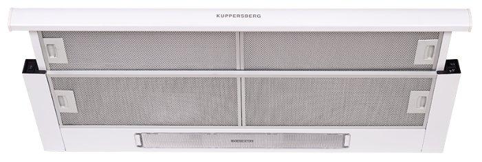 Встраиваемая вытяжка Kuppersberg SLIMLUX II 90 BG