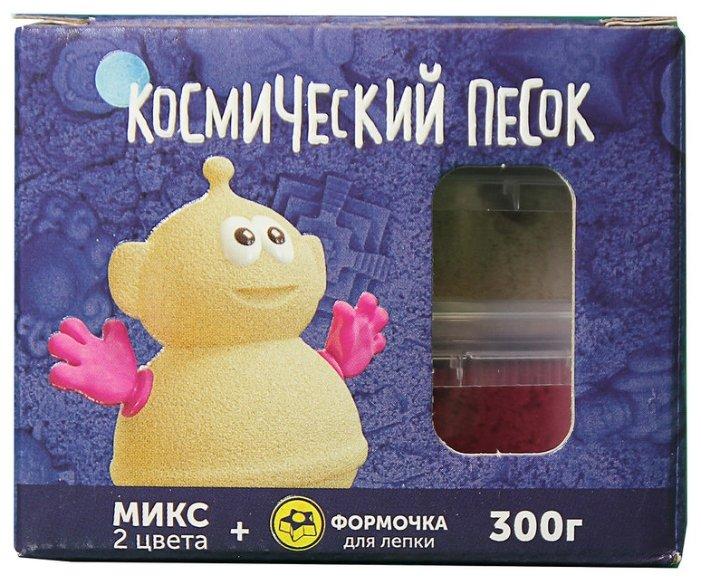 Набор для творчества Фабрика игрушек Микс (2*150 г) (песочный/розовый) 0,3 кг