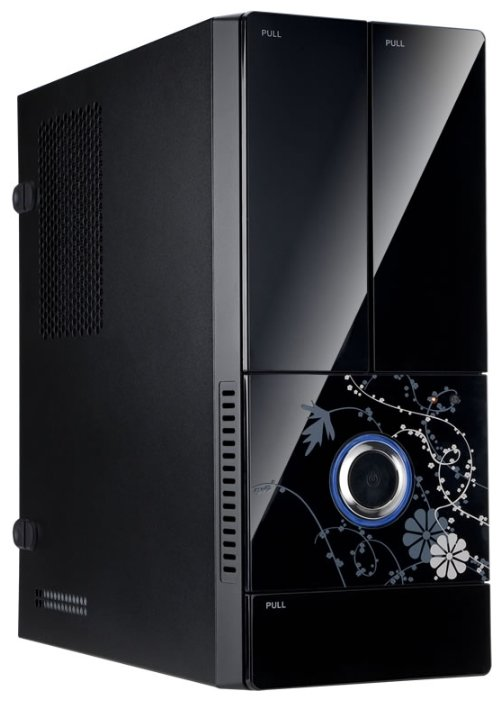 IN WIN Компьютерный корпус IN WIN BK644 Special Edition 300W Black/silver