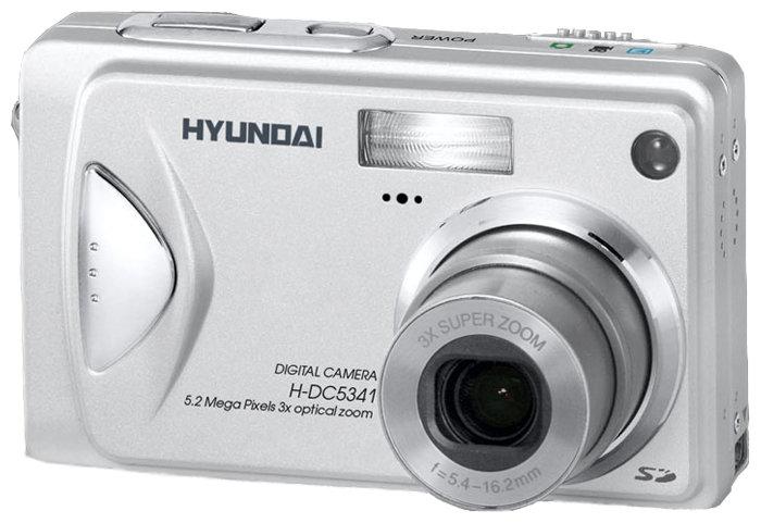 Фотоаппарат Hyundai H-DC5341
