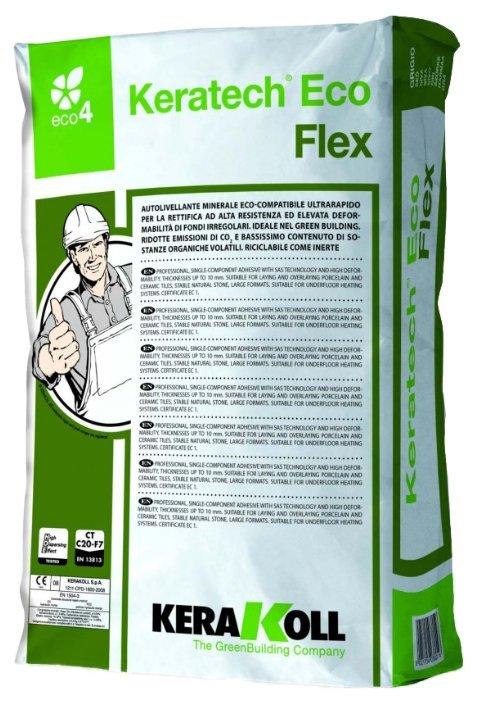 Базовая смесь Kerakoll Keratech Eco Flex