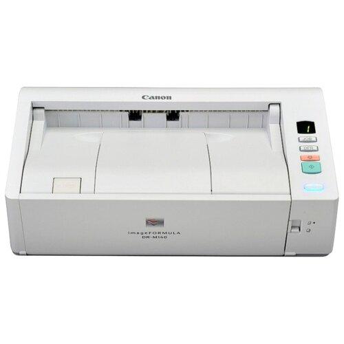 Сканер Canon DR-M140 белый