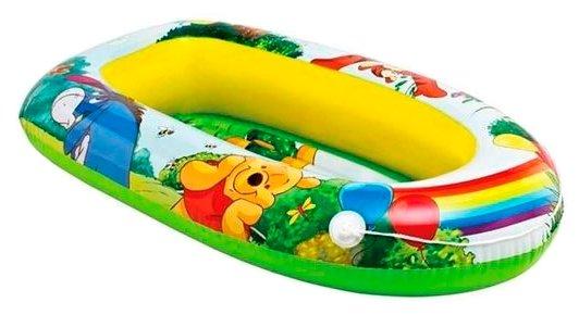 Детская лодка Intex Винни Пух Disney 58394