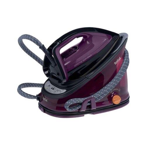 Парогенератор Tefal GV6820 Effectis Anti-calc фиолетовый/черный