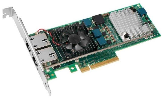 DELL Сетевая карта DELL X520-T2 Dual-Port