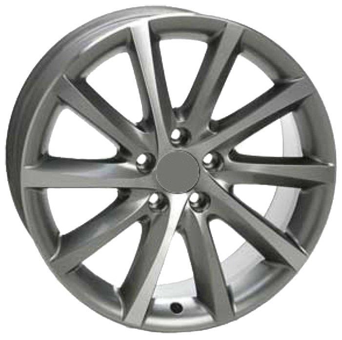 Колесный диск Replica VW202 7.5x18/5x120 D65.1 ET45 BKF
