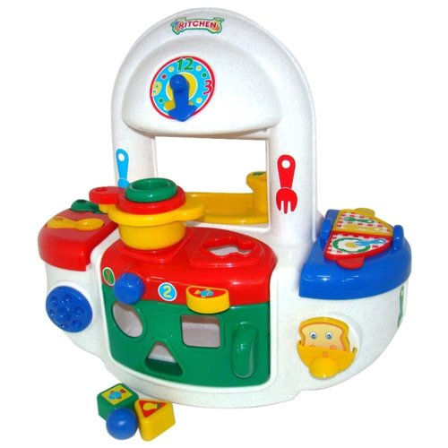 цена на Кухня Palau Toys 6454 разноцветный