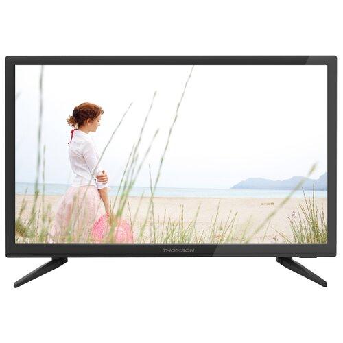 Телевизор Thomson T24RTE1020 23.6 (2017) черный телевизор thomson t32rtl5140 черный