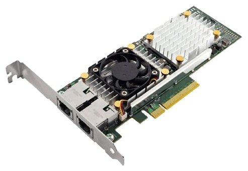 DELL Сетевая карта DELL 57810 Dual-Port 10 Gigabit Server Adapter (540-BBGU)