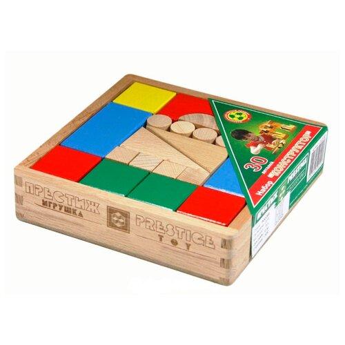 Кубики Престиж-игрушка Конструктор СЦ2152
