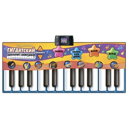 Музыкальный коврик Знаток Гигантский напольный синтезатор (SLW928) фото
