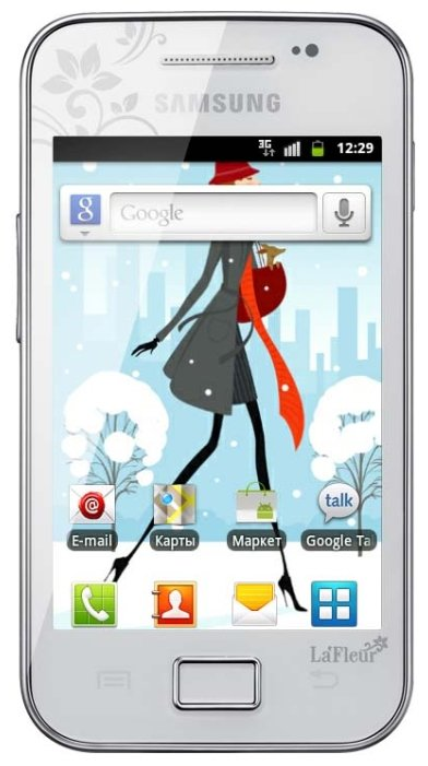 Samsung Galaxy Ace La Fleur GT-S5830I
