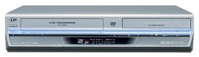 DVD/VHS-плеер JVC DR-MV1