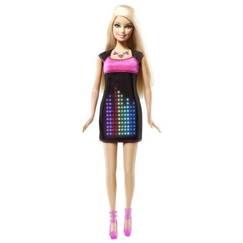 Купить Кукла Barbie в электронном платье, 29 см, Y8178, Куклы и пупсы