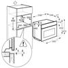 Микроволновая печь встраиваемая AEG KMR 721000 B